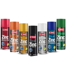 Coloured Zinc - (Black, White, Green etc)