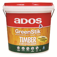 GreenStik Timber & Cork Flooring Adhesive