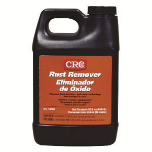 crc rust remover safe rust remover related categories rust treatments. Black Bedroom Furniture Sets. Home Design Ideas
