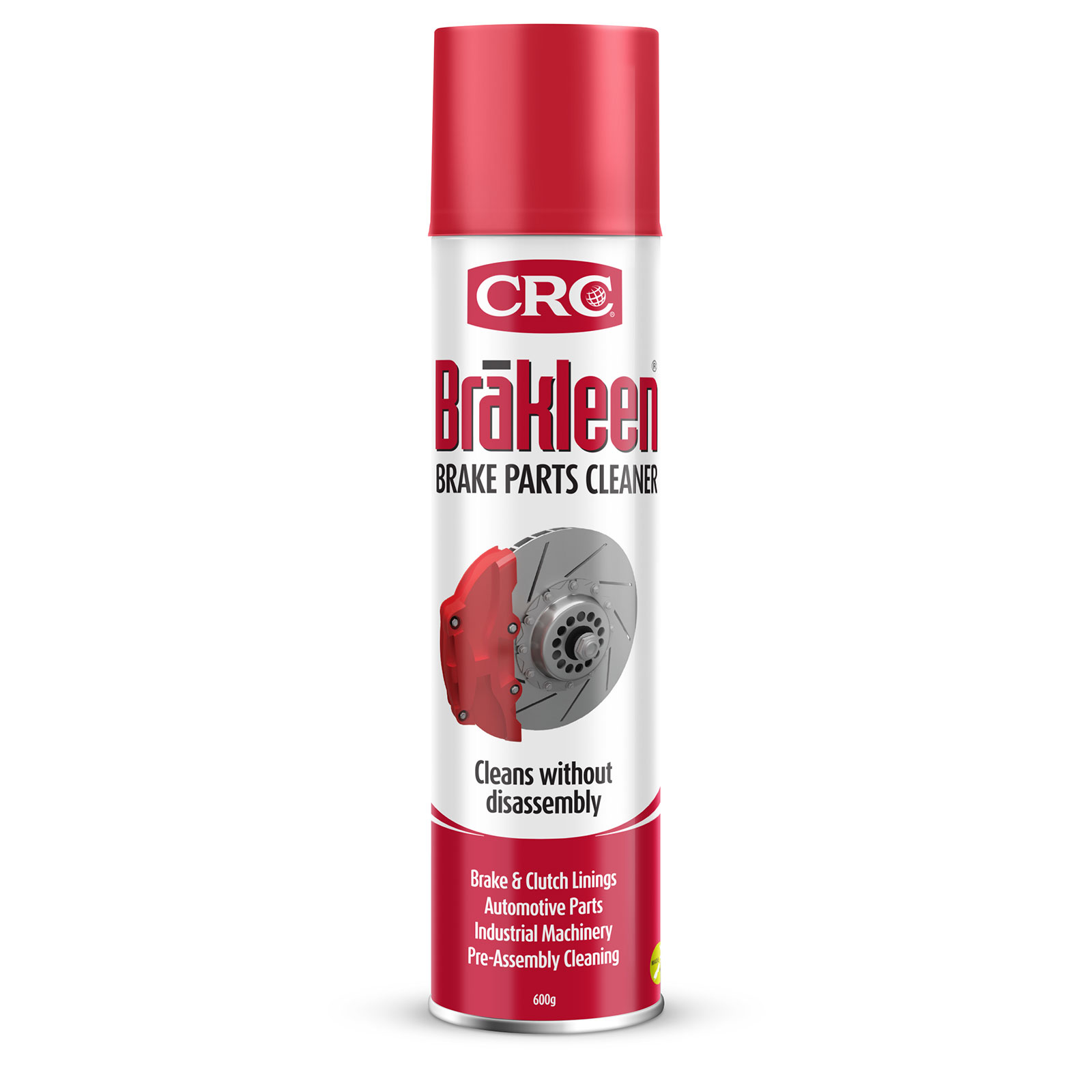 Best Car Brake Cleaner NZ | CRC Brakleen