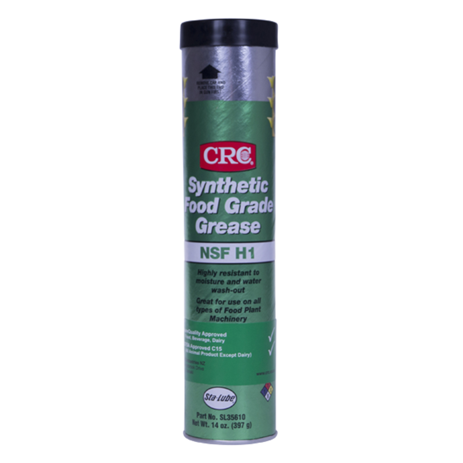 CRC FOOD GRADE SYNTHETIC GREASE 397G