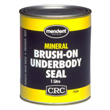 Brush On Underbody Seal