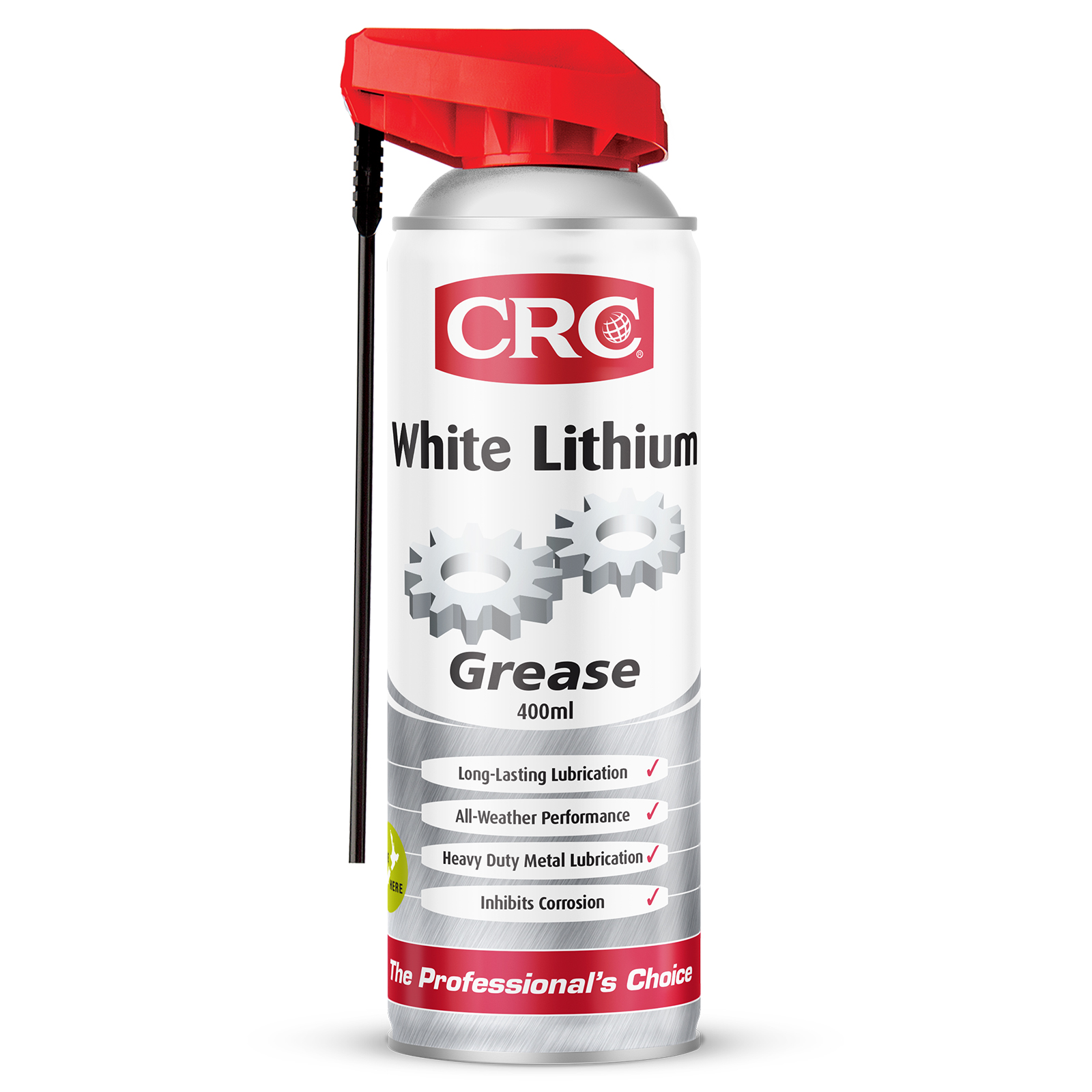 White Lithium Multi Purpose Grease Aerosol Spray NZ