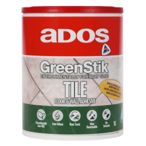 ADOS GreenStik Marble Tile Sealant, Floor & Wall Adhesive